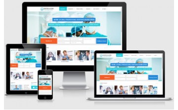 Diş hekimi Psikolog vb için Kişisel Blog Web siteleri yaptık