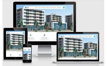 İnşaat ve Emlak Firmaları için Web siteleri yaptık