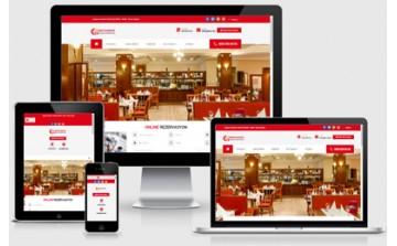 Restaurantlar için Web Siteleri yapıp teslik ettik.