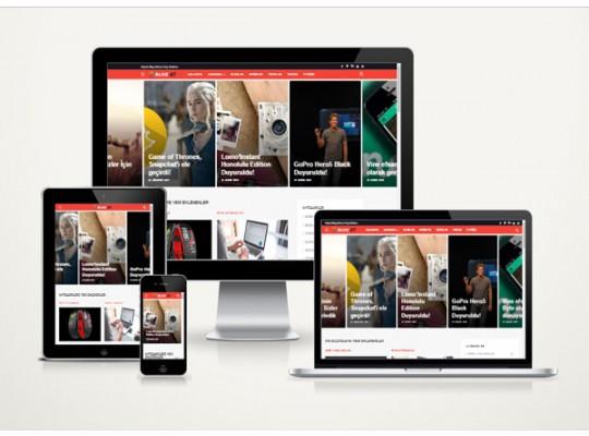 Blog Web Fary v3.0