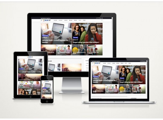Blog Web Vuzy v3.0