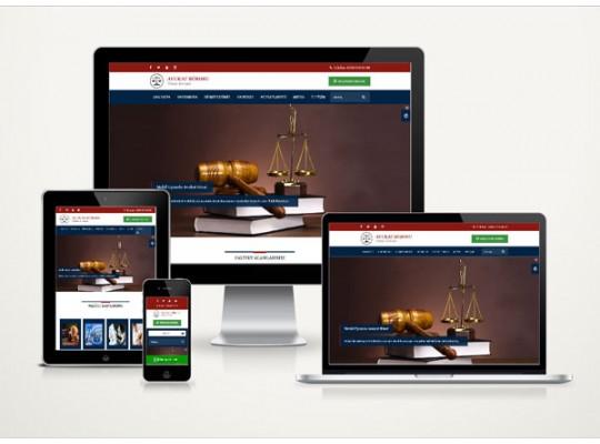 Hukuk Avukat Firm v3.0