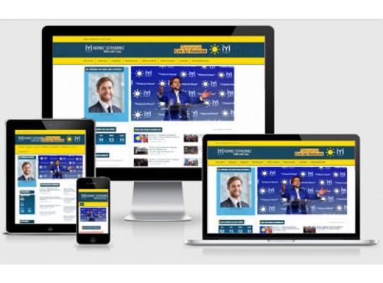 İYİ Parti Aday Web Sitesi