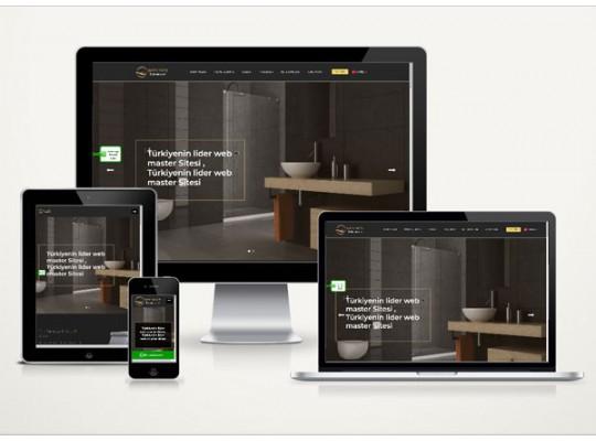 Dekorasyon Web Sitesi Onepage v4.0