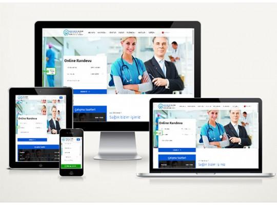 Doktor Klinik Web Line v4.0