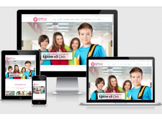 Eğitim Kurumu Educat v3.0