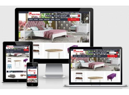 E-Ticaret Mobilya v2.5